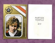 Partick Thistle Alan Rough Scotland 417